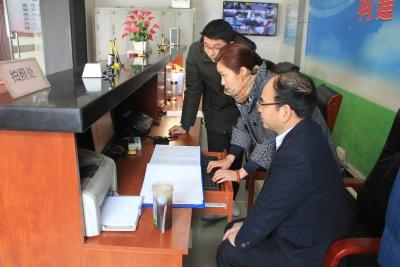 民政部来锡开展救助和托养机构排查整改情况专项督查